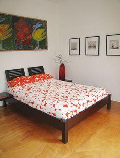 Plywood flooring - full sheets