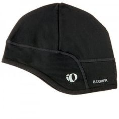 Skull cap that lets your ponytail through for running!