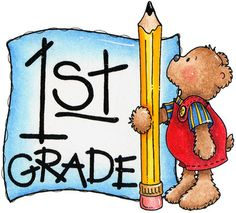 clipart decpoupage First Grade
