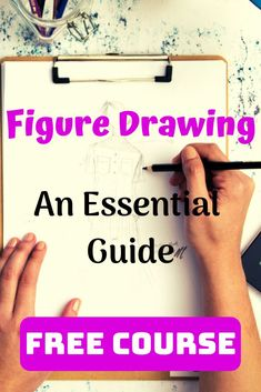 Learn figure drawing and say money with this free course. An Essential Guide with 7 sessions. Capture the human form in striking poses with simple instructions. Holiday Crafts For Kids, Crafts To Sell, Fun Crafts, Doodle Diary, Finding A New Hobby, Scribble Art, Holidays With Kids, Dollar Store Crafts, Doodle Drawings
