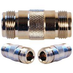 WILSON ELECTRONICS 971117 Cellular Booster Accessory (N-Female/N-Female Barrel Connector)