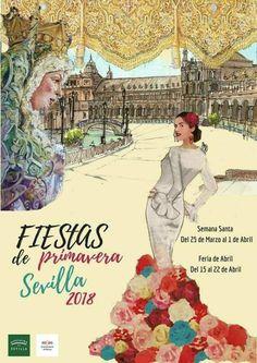 Fiestas primavera Sevilla 2018