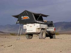 Off-Road Trailers - TwistedAndes Side boxes
