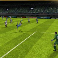 photo: Today we enjoy a good game of Fifa 2013 Photo Today, Best Games, Ios, Soccer, Sports, Hs Sports, Futbol, Soccer Ball, Football