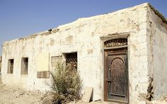 Old kuwait house