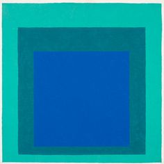 Josef Albers - Homage to the Square - 1976