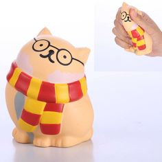 Chummy Pie Squishy Chunky Cat Slow Rising Original Packaging Collection Gift Decor Toy