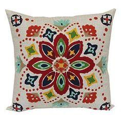 SONOMA outdoors™ Print Indoor Outdoor Reversible Throw Pillow