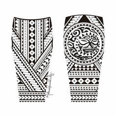 Polynesian Leg Tattoo, Maori Tattoo Arm, Tribal Armband Tattoo, Hawaiian Tribal Tattoos, Samoan Tribal Tattoos, Polynesian Tattoo Designs, Maori Tattoo Designs, Tribal Sleeve Tattoos, Leg Tattoo Men