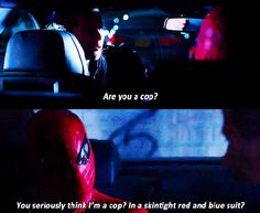 Favorite Scene from Amazing Spiderman