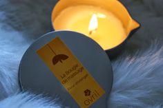 Bougie de massage Fleur d'oranger #Avril #bougie #massage #fleur #oranger #soins #corps #pascher