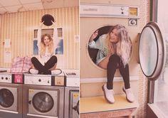 Style Piques SS12 Launderette shoot