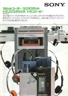 TAPE RECORDER-Transstor Radio1981