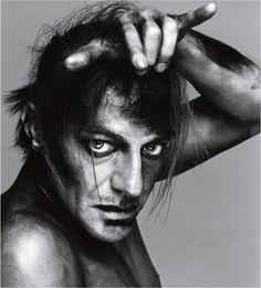 John Galliano by Richard Avedon
