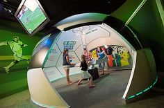 Two Days for Aug. 23-24   NJ.com Stand Design, Booth Design, Experiential Marketing, Uefa Champions, Exhibition Display, Sports Shops, Creative Walls, Design Museum, Retail Design