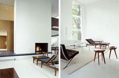 Mid Century Modern House by Bassam Fellows
