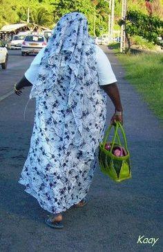 Le salouva, Mayotte