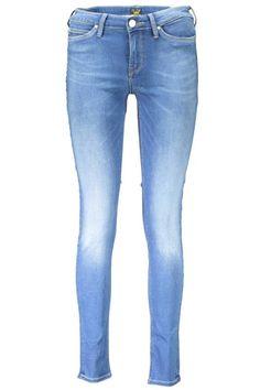 Jeans Donna Lee (BO-L526HMFM SCARLETT ) colore Blu