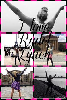 Rydel pose