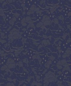 Silver Lining Midnight wallpaper by Sophie Conran