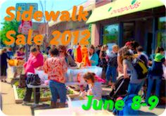 Peapods Sidewalk Sale -- June 8-9th, 10am-6pm