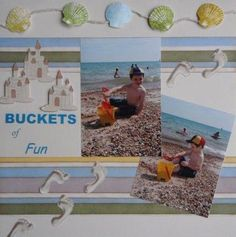 Beach pictures Google Image Result for http://www.vickisscrapbookideas.com/wp-content/uploads/image/000aaa/beach%2520scrapbook%2520page%2520layout.JPG