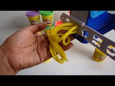 Toys Fun Land: Baby Cooking with Play Doh Spaghetti Playdough Foo. Cooking Toys, Baby Cooking, Food Baby, Baby Food Recipes, Play Doh, Spaghetti, Fun, Recipes For Baby Food, Baby Foods