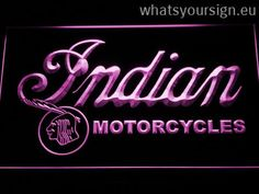 Indian Old Wordmark - Neon sign LED display made of the highest quality transparent acrylic and bright colorful LED lighting. The neon sign looks exactly the same from every angle thanks to the carving with the modern 3D laser engraving process. This LED neon sign is a great gift idea! The neon is provided with a metal chain for displaying. Available in 3 sizes in following colours: Red, Orange, Purple, Green, Yellow, White and Blue!