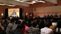 El dirigente estatal del sol azteca en Michoacán destacó entre las metas del presidente y de los nuevos secretarios nacionales la de transformar y ciudadanizar al partido – México, D.F., ...