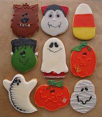 Halloween Assortment | by kneadacookie