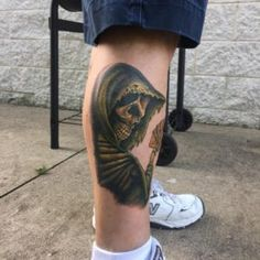 100 Most Unusual Grim Reaper Tattoo Designs cool Tatuaje Grim Reaper, Grim Reaper Tattoo, Tattoo Designs And Meanings, Body Modifications, Tattoos, Creative, Tattoo Models, Popular, Meaning Tattoos