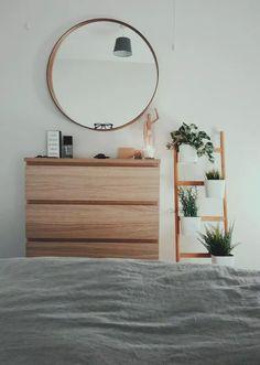 Beautiful Scandinavian style bedroom decor ideas - Home Decoration Scandinavian Style Bedroom, Scandinavian Interior Design, Home Interior Design, Classic Interior, Bedroom Classic, Design Interiors, Interior Photo, Scandinavian House, Bedroom Interiors