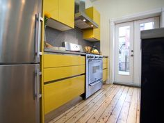 Small Galley kitchen!