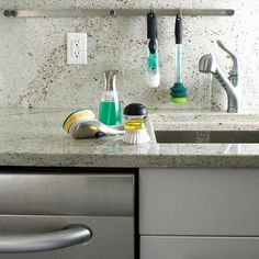 Top 10 Ways to Fight Kitchen Germs - Better Homes and Gardens || In addition to these great tips, experts recommend combating kitchen germs by regularly sanitizing your sponges and replacing them every 30 days.  Remember when it's time to change your sponges with Calendar Sponge! www.calendarsponge.com #fightgerms