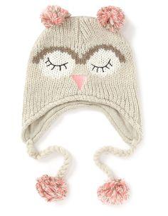 Owl Trapper Hat | Women | George at ASDA