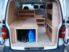 Campervan Bed Design Ideas 143