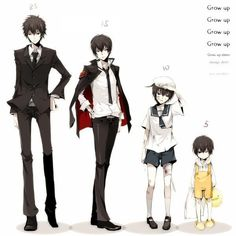 how all anime guys turn out..just hot daum!!