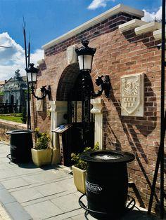 Medieval, Restaurant, Patio, Outdoor Decor, Design, Home Decor, Decoration Home, Room Decor, Diner Restaurant