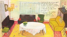 Storytelling Inspiration: 4 Questions with Maira Kalman