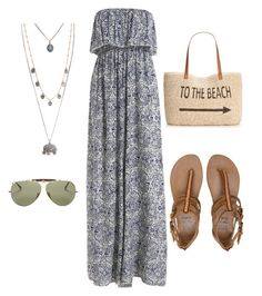 """""""To anywhere but winter"""" by lisadharp on Polyvore featuring Aéropostale, Billabong, Ray-Ban, Style & Co., women's clothing, women, female, woman, misses and juniors"""