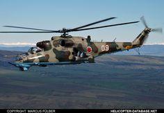 Mi-24V Georgian Air Force