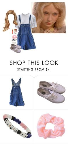 """""""linny walters faceclaim/theme songs"""" by hippie-van-and-flowers ❤ liked on Polyvore featuring Vans, Miss Selfridge, CHESTERFIELD, claire's and billdenbrough"""