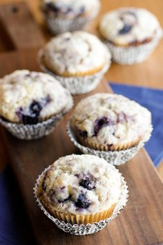 Bakery Style Muffins -- if you've always thought that achieving big, beautiful bakery-style muffins was impossible at home, have I ever got a tip for you!!! (hint: it's not your batter...)