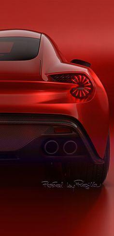 Regilla ⚜ Aston Martin Vanquish Zagato