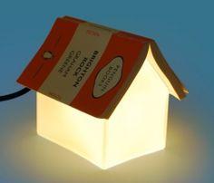 Bookrest Lamp by Suck UK, $80.00