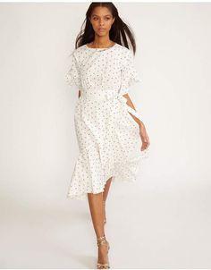 a4d17b8f32d Cynthia Rowley Mini Rosebud Wallflower Wrap Dress Buy Dresses Online