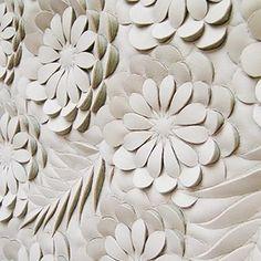 Helen Amy Murray's unique sculptural textiles FURNITURE