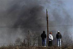 Contienen incendio en New Jersey que ardió durante 20 horas - http://a.tunx.co/En20R