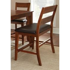Morgan Counter Height Bench | Overstock™ Shopping - Great Deals on Bar Stools