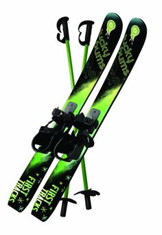 Lucky Bums Beginner Ski Set | GIFTYFIFTY